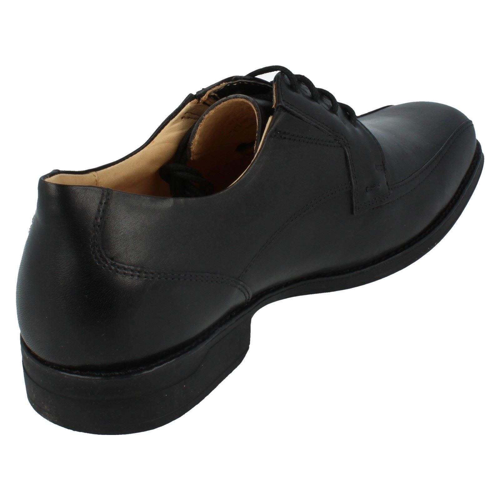 Mens Anatomic Leder & Co Gel Technology Leder Anatomic Lace Up Schuhes - Formoso 4ad8a7