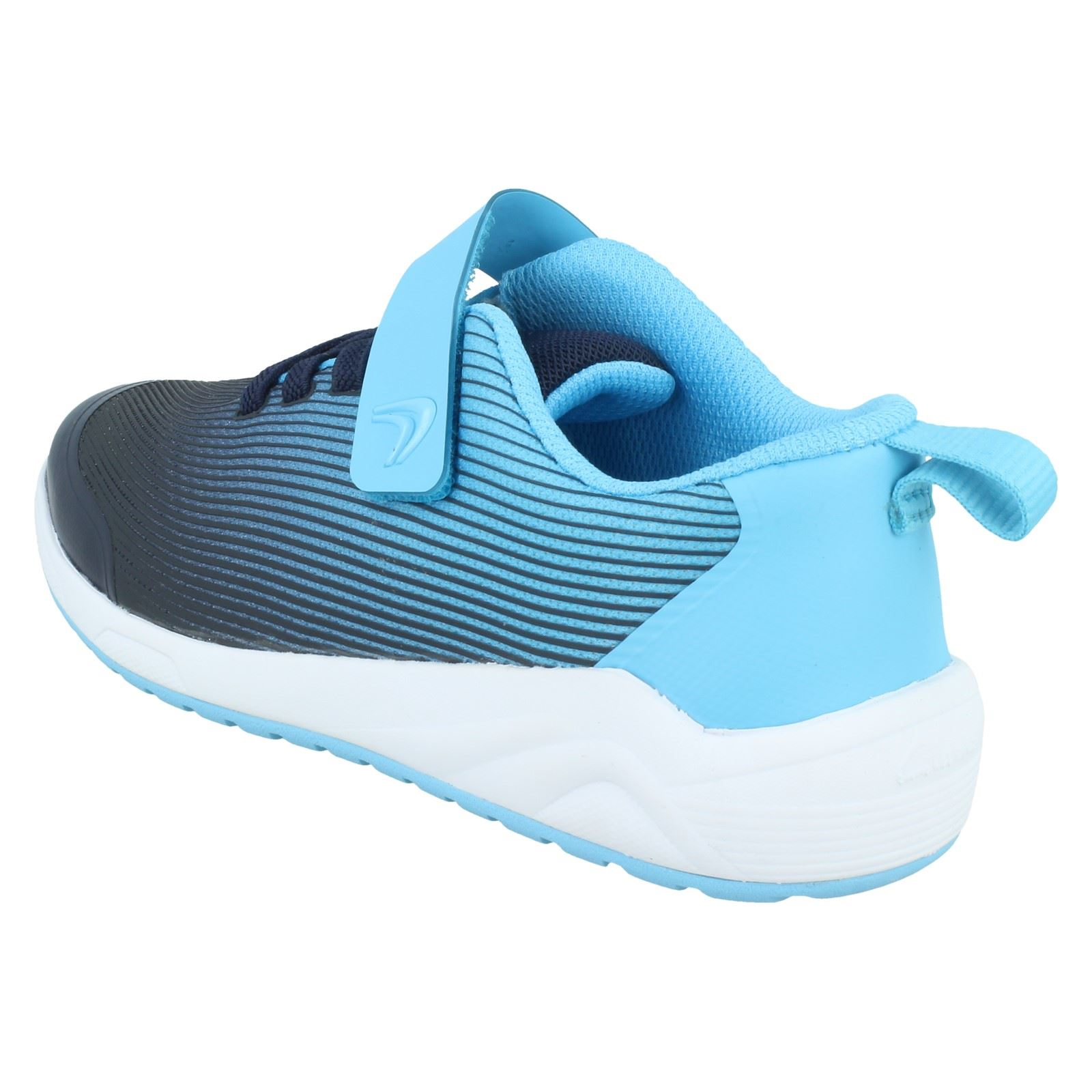 Childrens Clarks Unisex Casual Trainers Aeon Pace