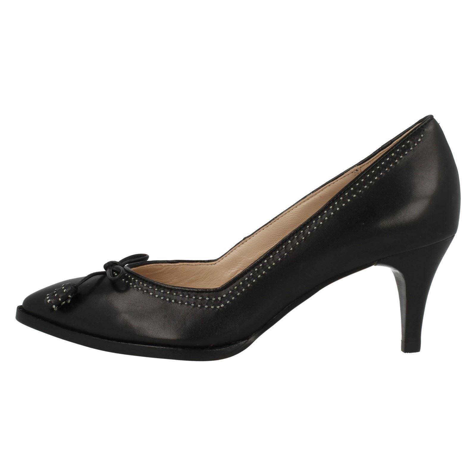 Damen Clarks Schuhe Antike Bombay Bombay Bombay b4ea8f
