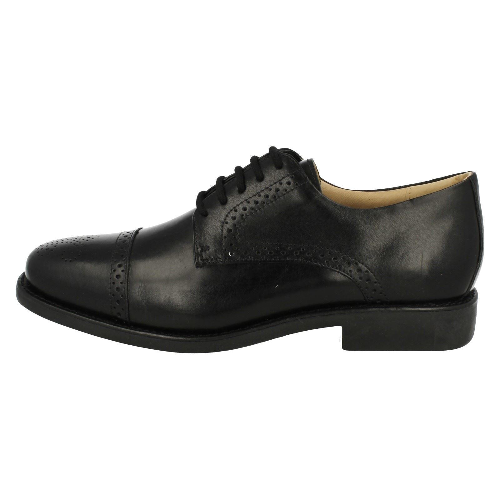 Mens Anatomic Formal Formal Formal Brogue Detailed Shoes Araras d69b12
