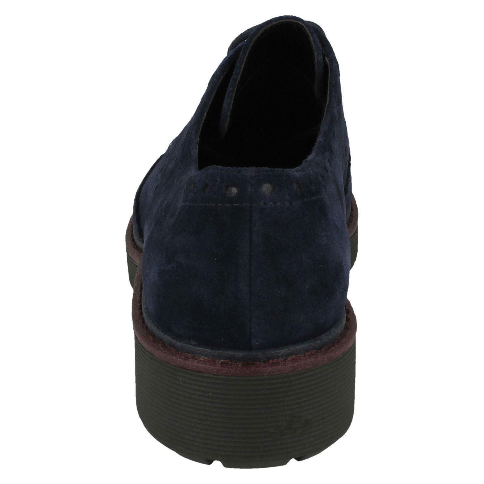 Ladies Clarks Lace Up Casual shoes - Alexa Alexa Alexa Darcy c87db2