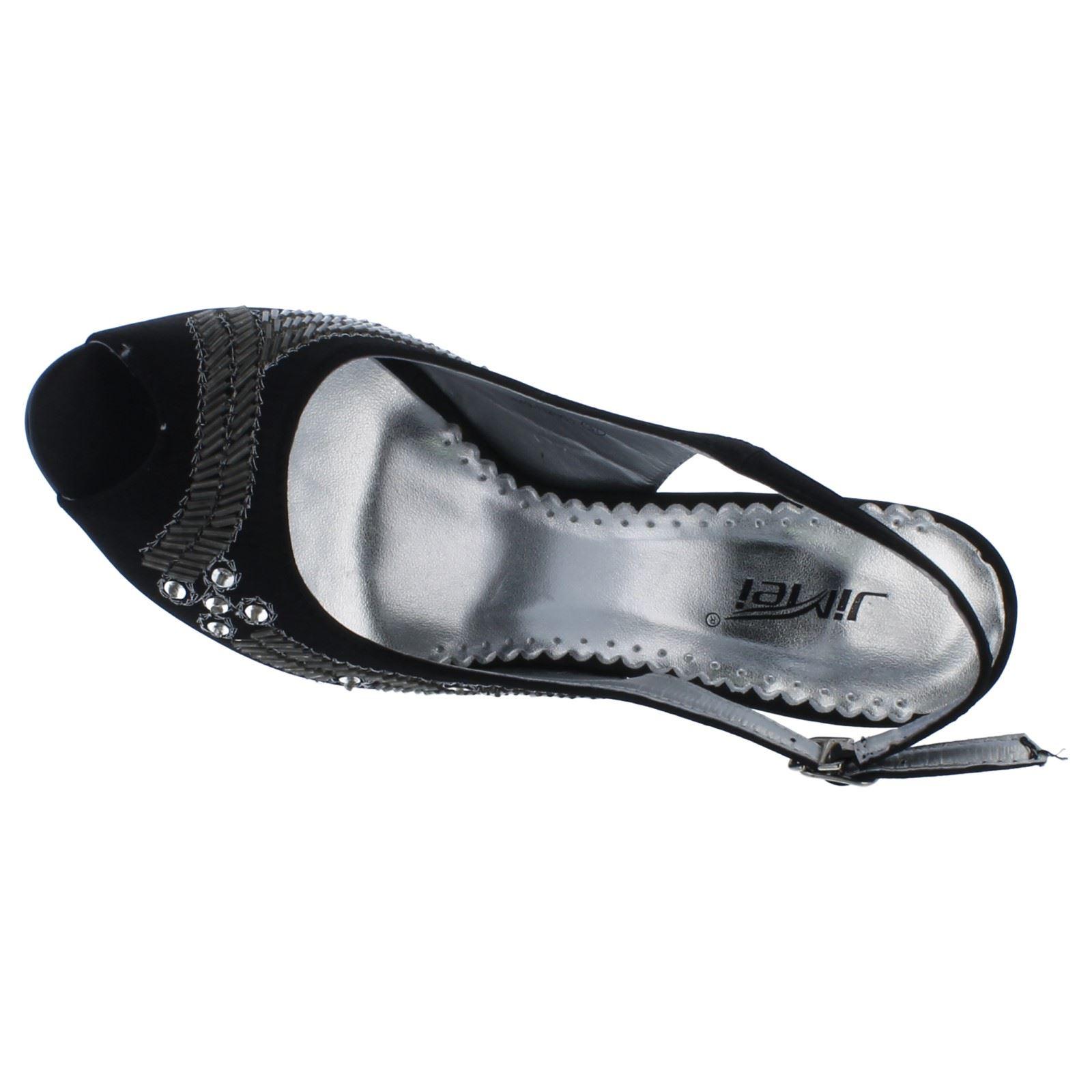 Zapatos señoras de punto en ESLINGA vuelta