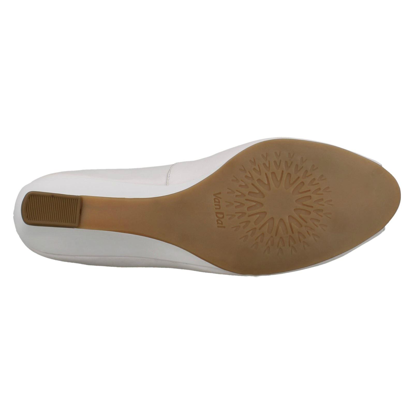 Damen Van Tampa Dal Smart Peep-Toe Schuhe' Tampa Van ' aaa594