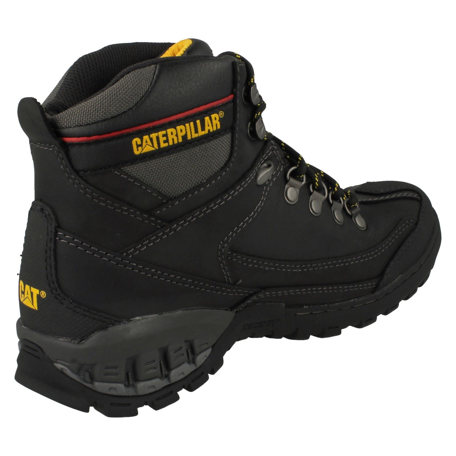 d9494e45632 botas caterpillar hombre impermeable,botas cat grises
