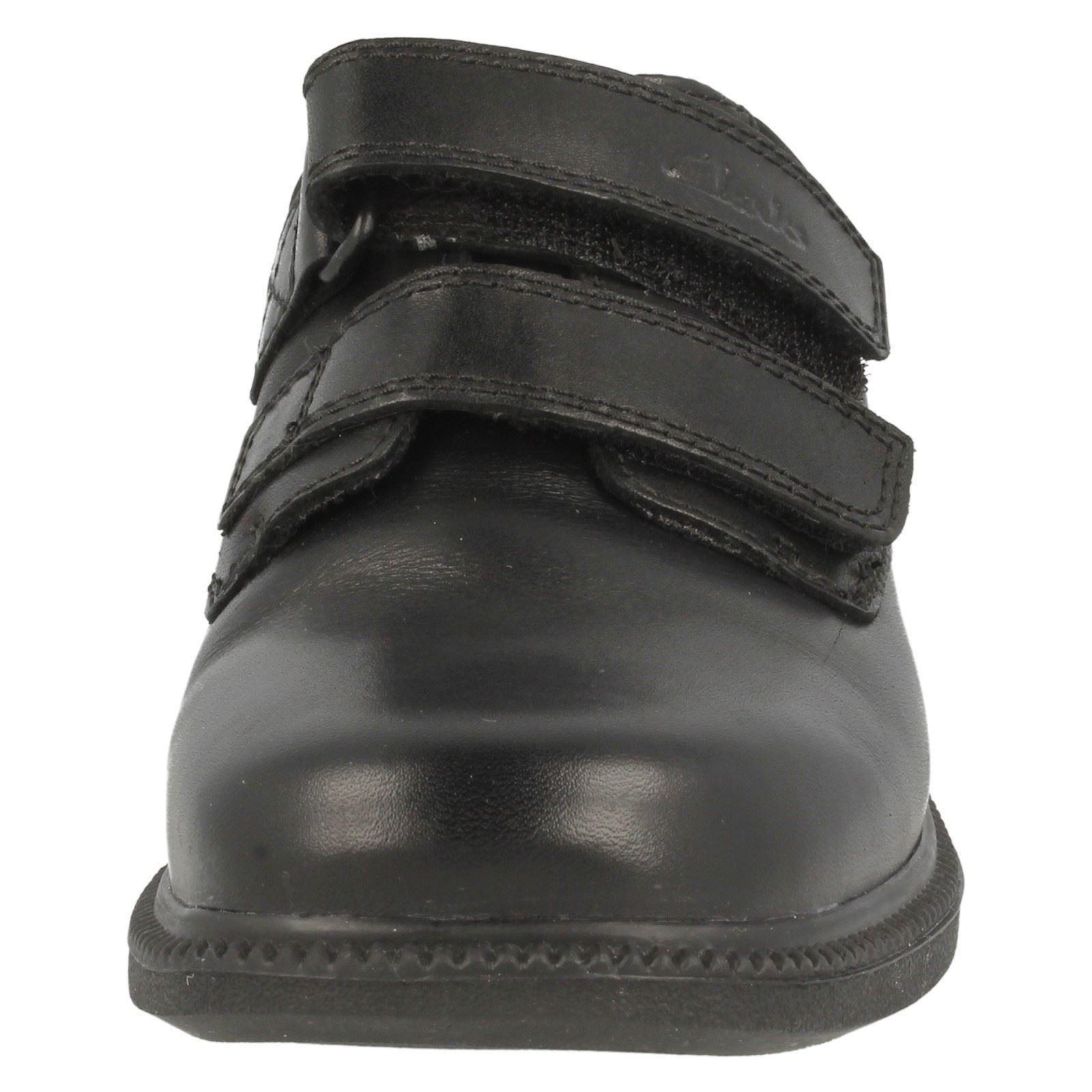 Zapato clásico de Escuela Clarks niños Deaton