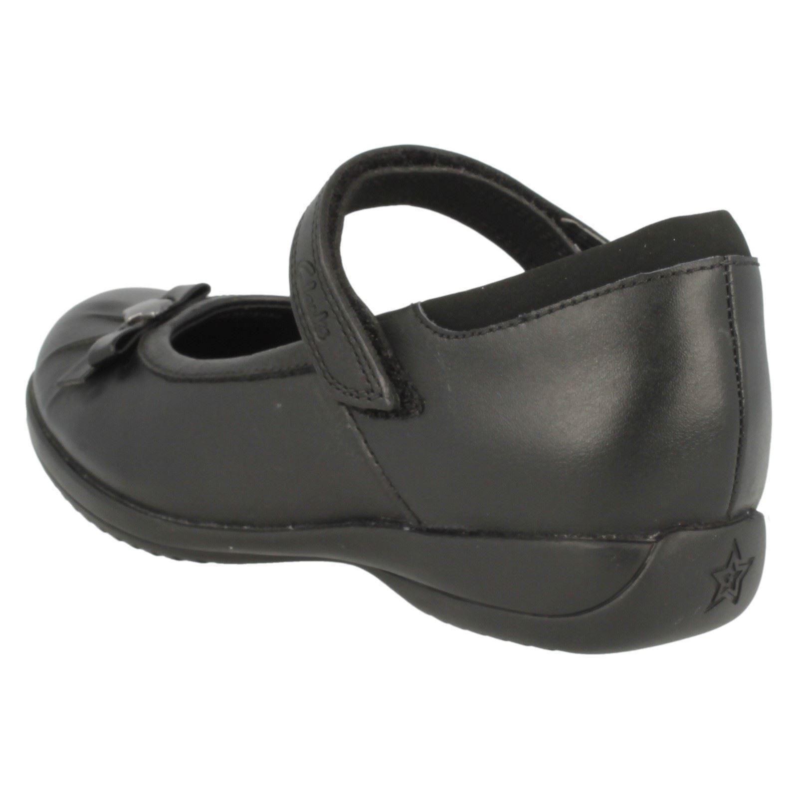 Chicas Clarks Zapatos Escolares Daisy Spark