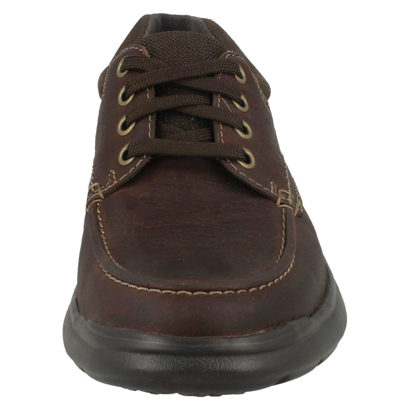 Mens Clarks Casual Shoes /'Cotrell Edge/'