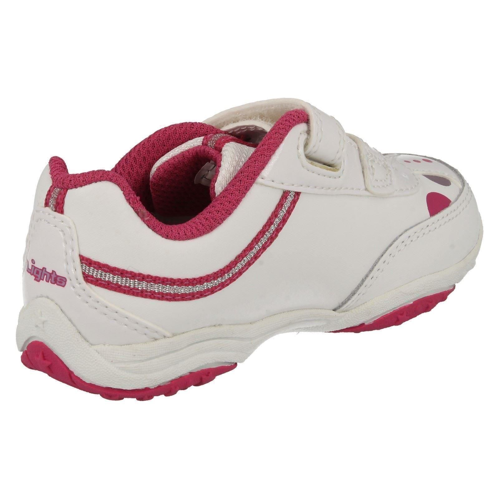 Clarks Girls Trainers - Giggle Run