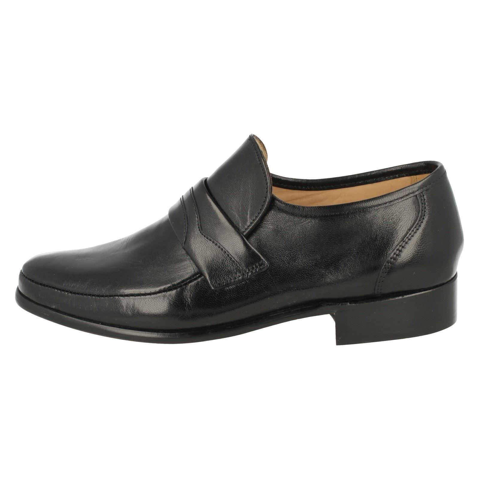 Formal Slip scarpe Uomo Swindon Grenson On nero nZppqP6Ex
