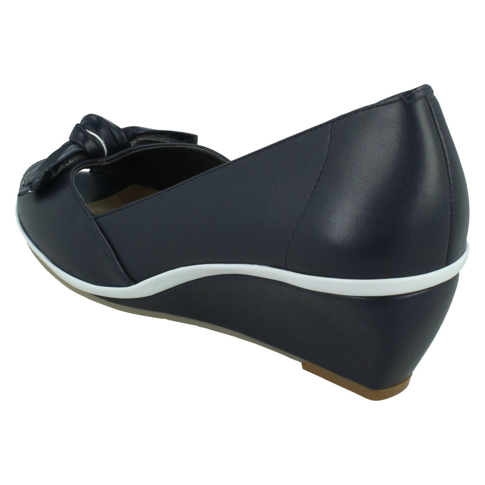 Ladies-Van-Dal-Casual-Peep-Toe-Wedges-Florida-II thumbnail 19