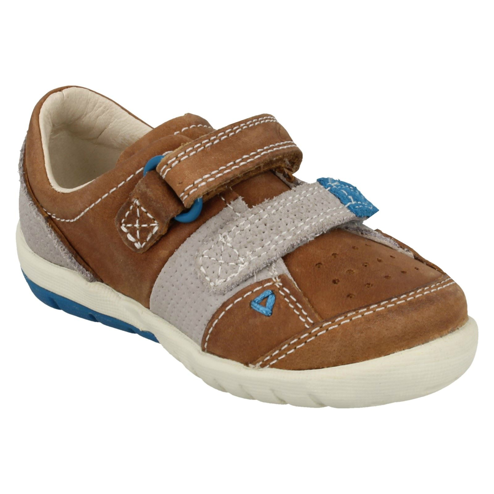 Clarks Boys First Shoes - Softly Mac