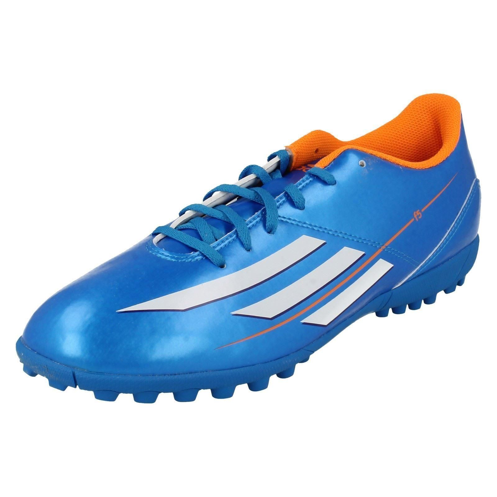 quality design 937ab d26c5 UOMO ADIDAS CALCIOCalcio scarpe sportive F5 TRX TF