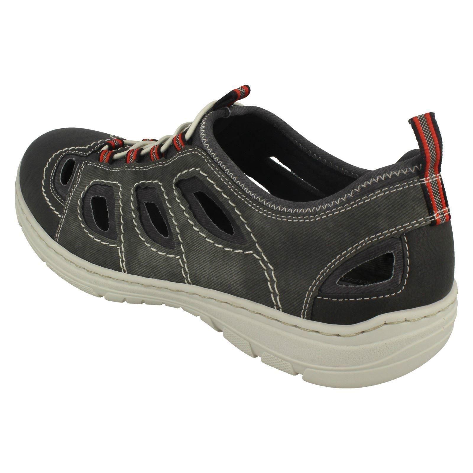 Rieker   Out Herren Cut Out  Casual Schuhes 15285 b51203