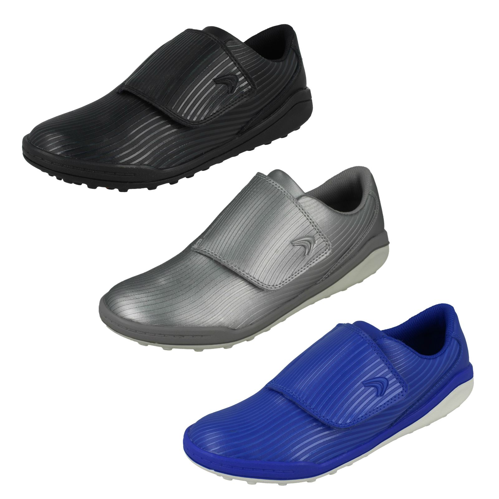 Boys Clarks Washable Trainers 'Circuit