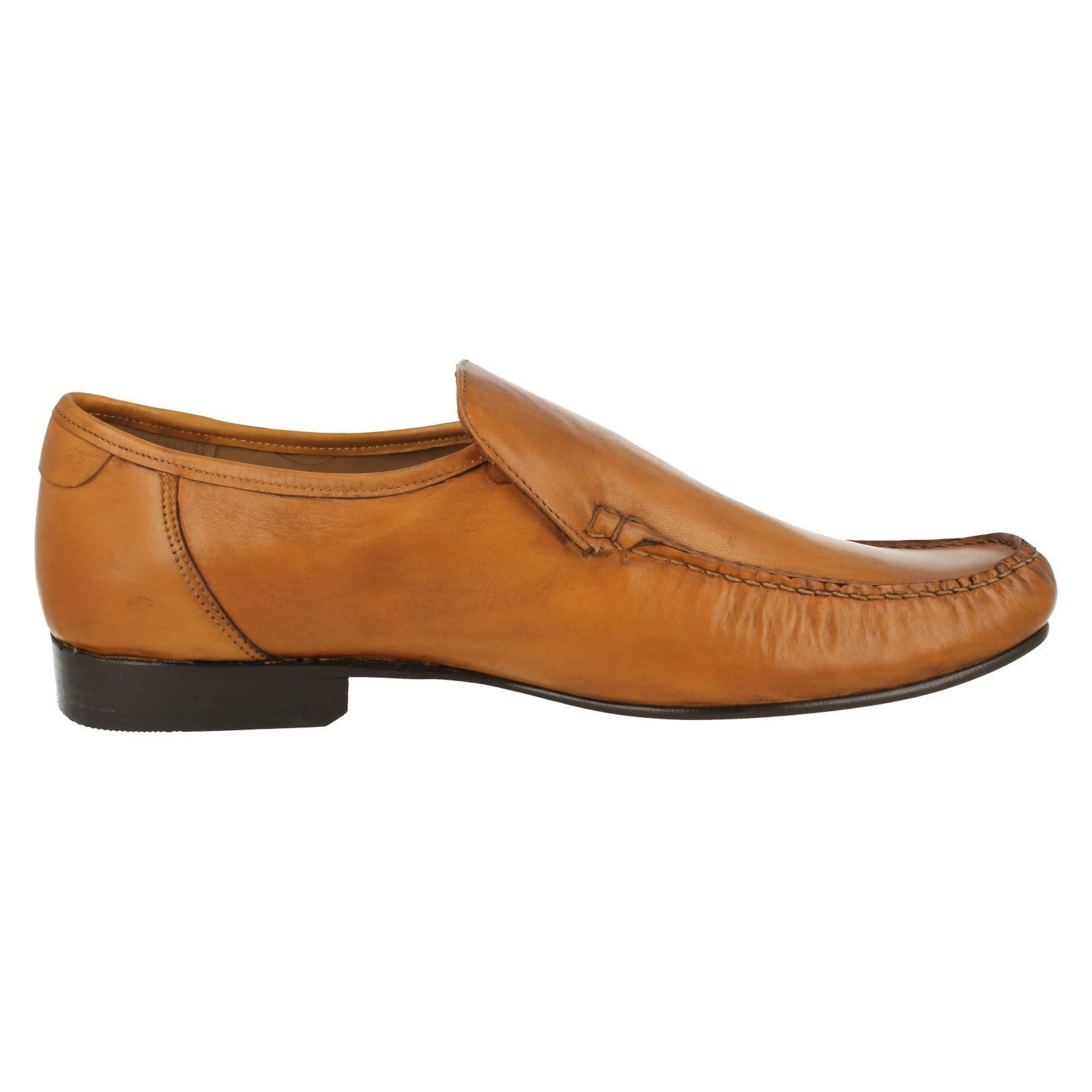 Mens Grenson Moccasin Shoes