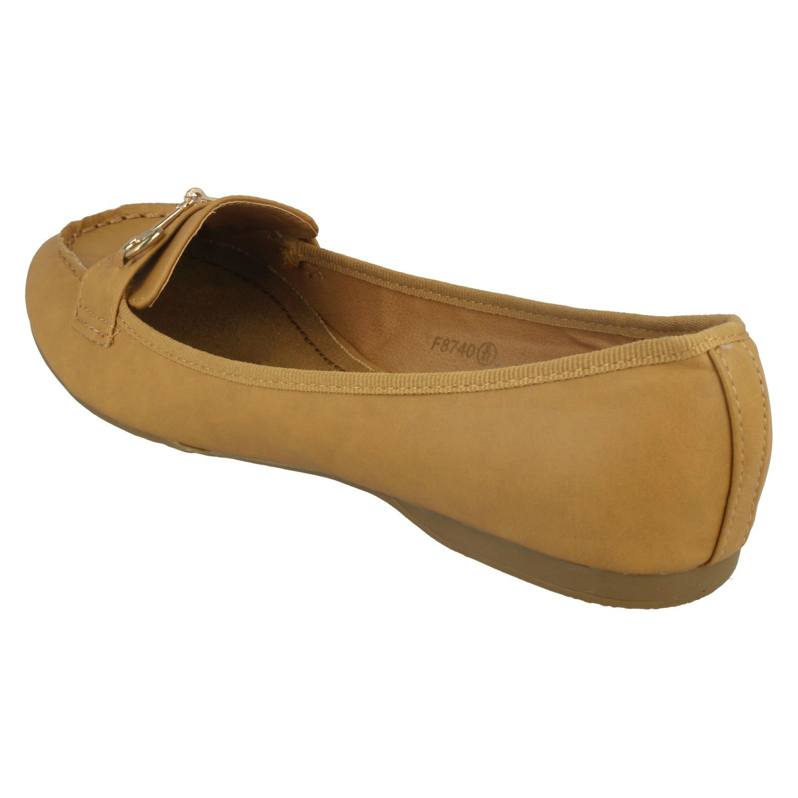 Loafer Spot Tan Ladies brown On ESdSq