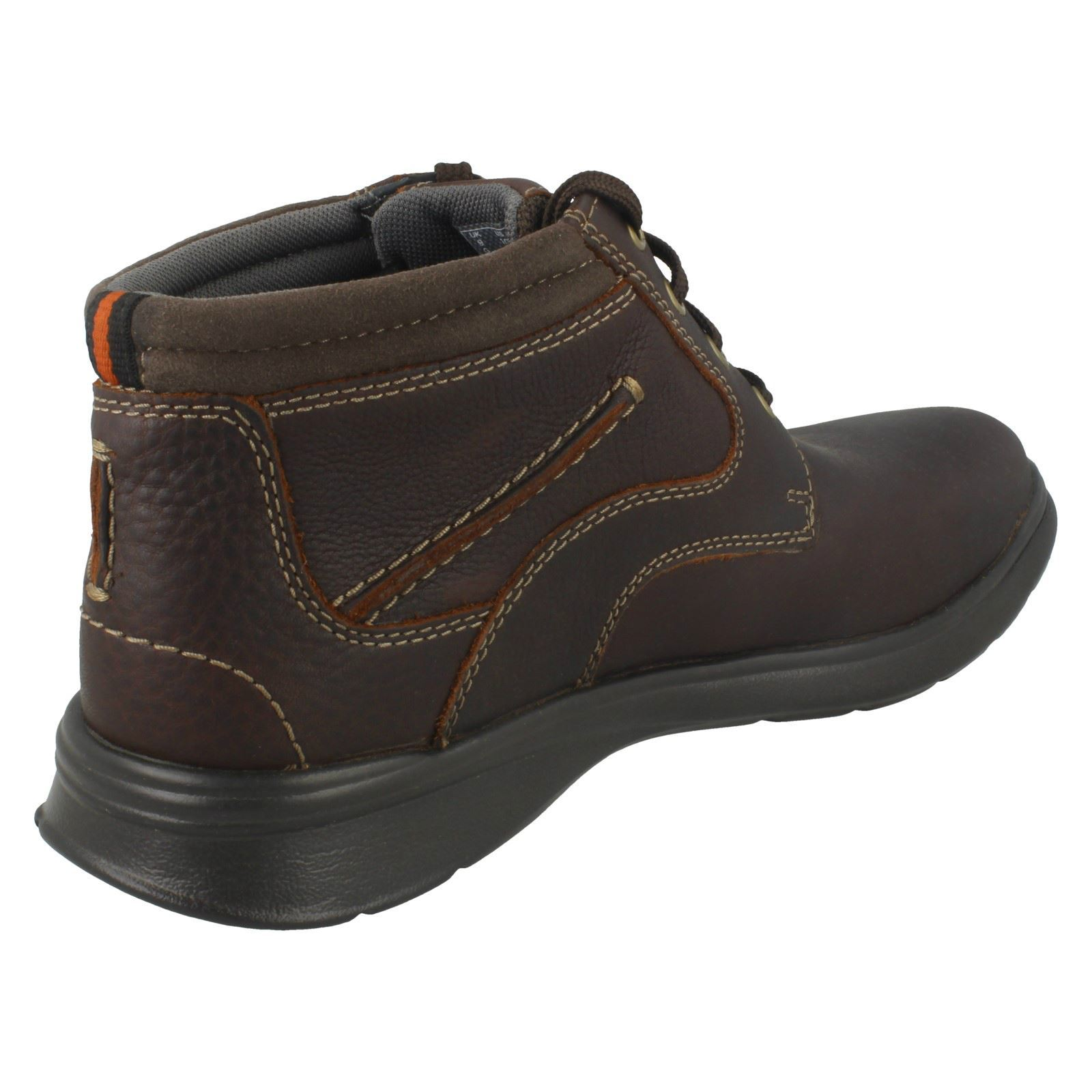 Mens-Clarks-Cotrell-Rise-Casual-Lace-Up-Ankle-Boots thumbnail 15