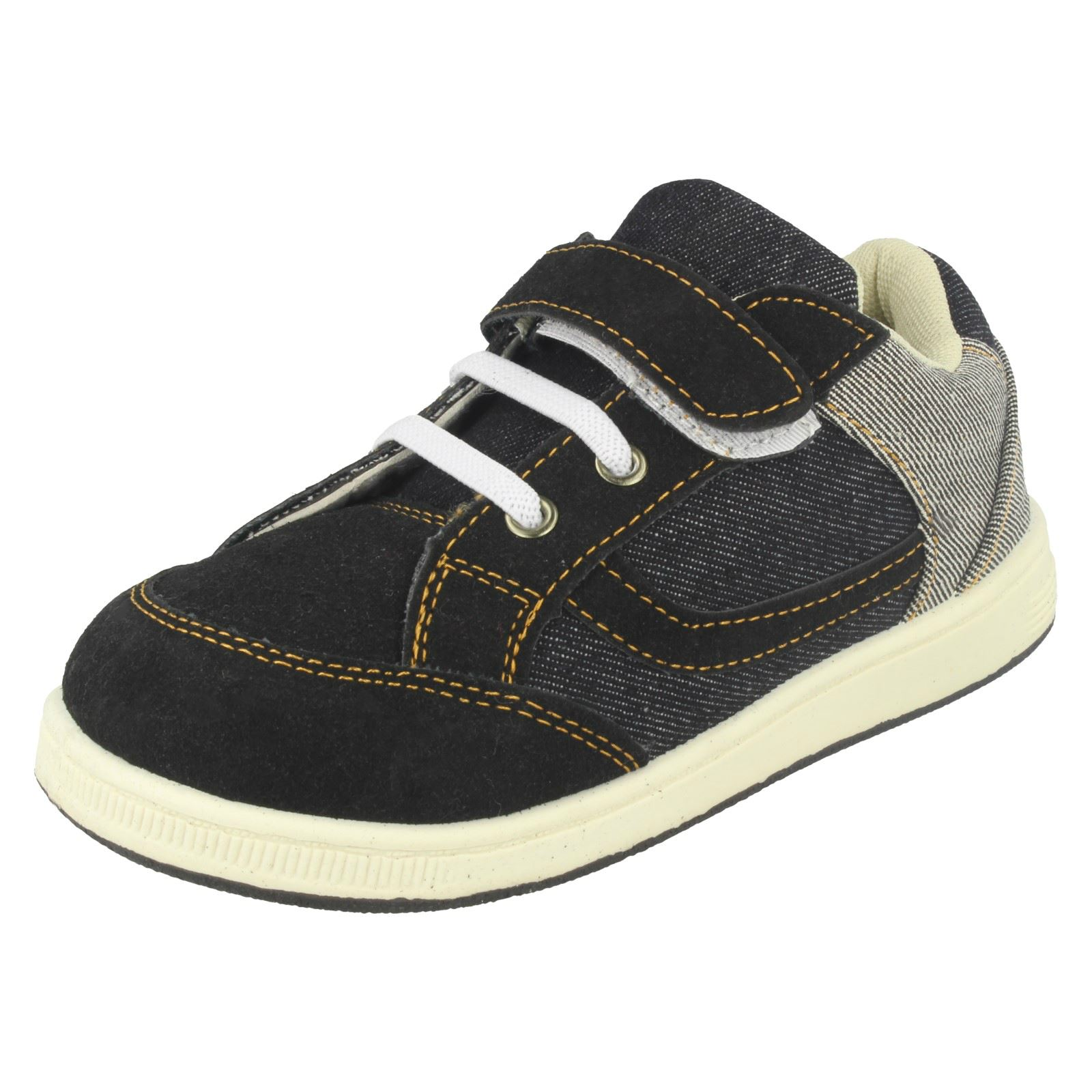 JCDees Boys Flat Casual Shoes
