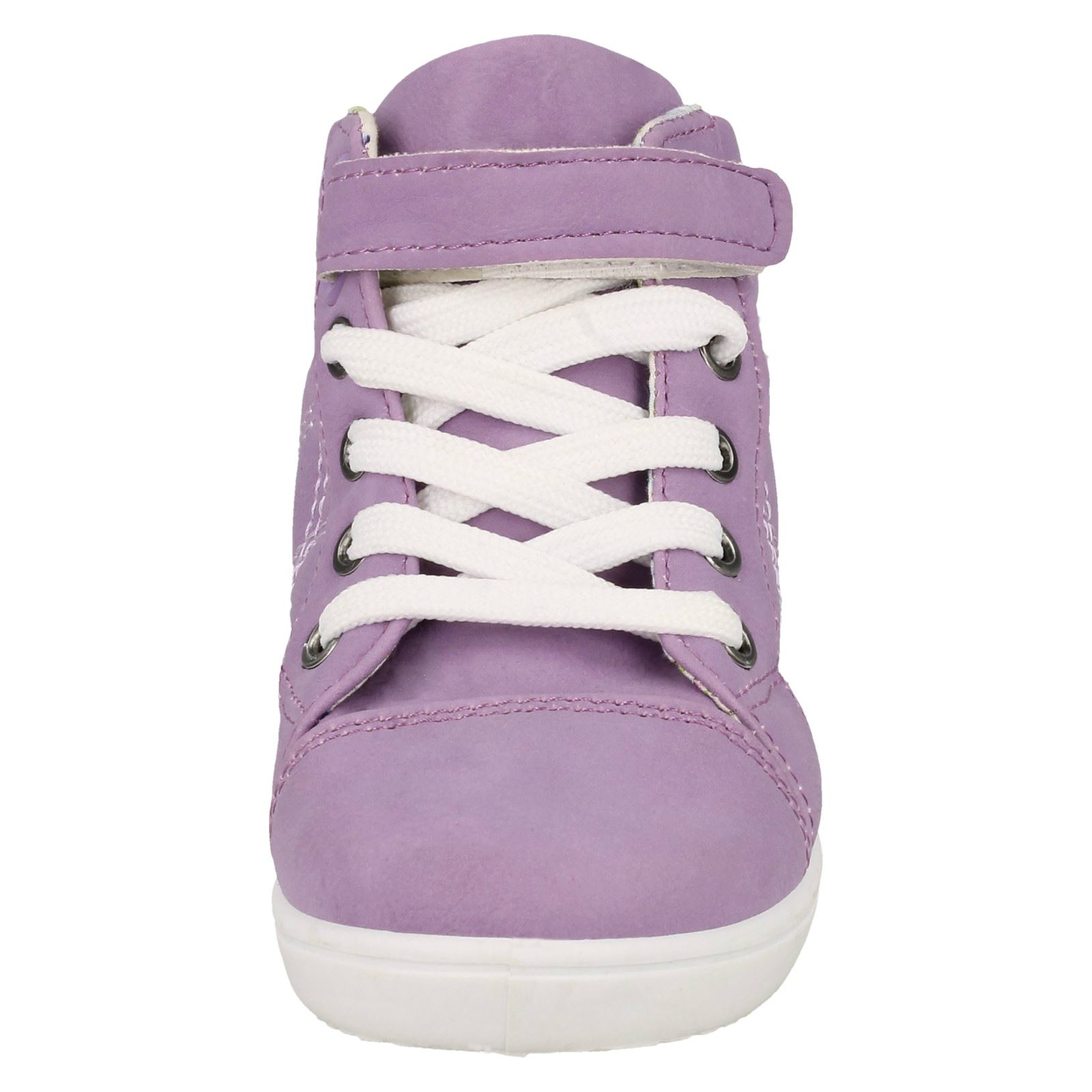 Niñas Spot on High Tops Zapatillas