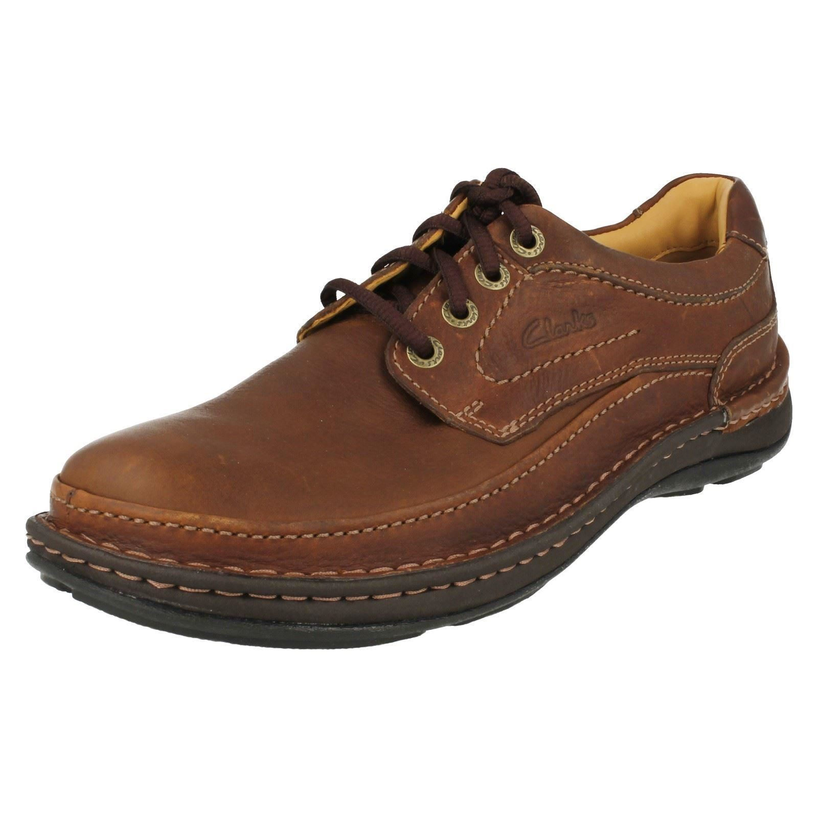 Clarks Barker Shoes