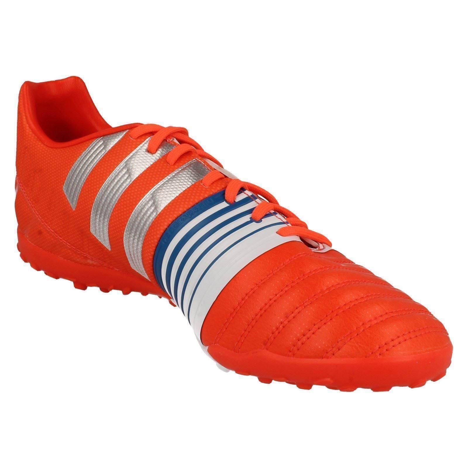 Mens adidas football formatori   nitrocharge 3,0 tf tf tf | Menu elegante e robusto  | Scolaro/Ragazze Scarpa  647921