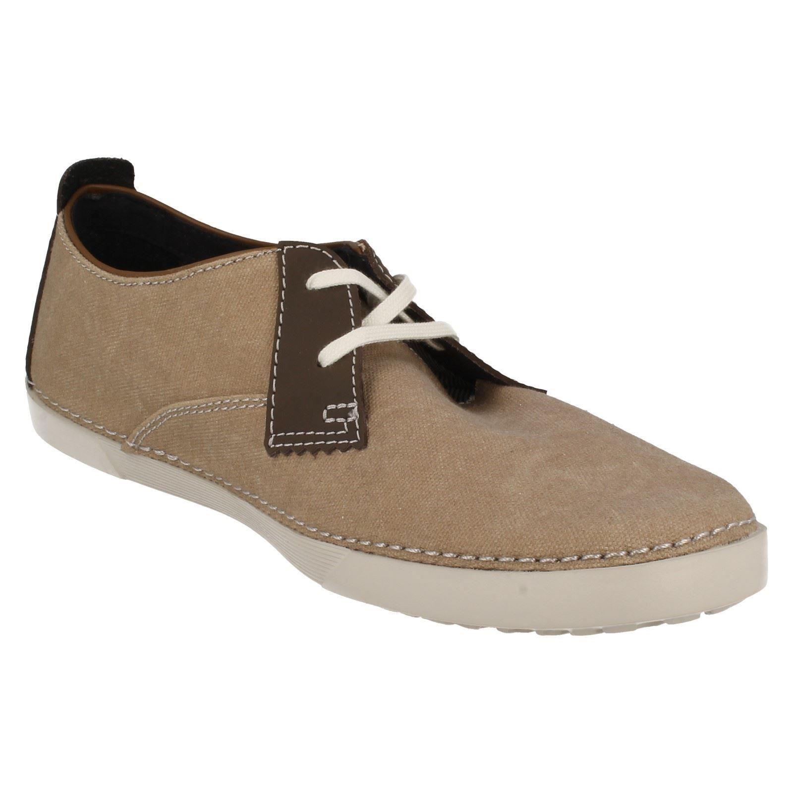 mens clarks casual shoes neelix vibe ebay