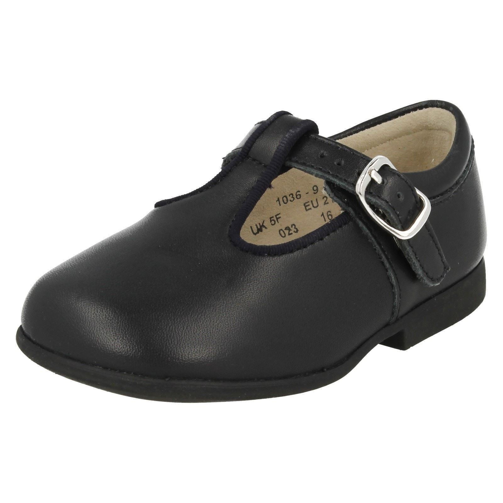 SALE Boys Start Rite Brown leather shoes   WOBBLE