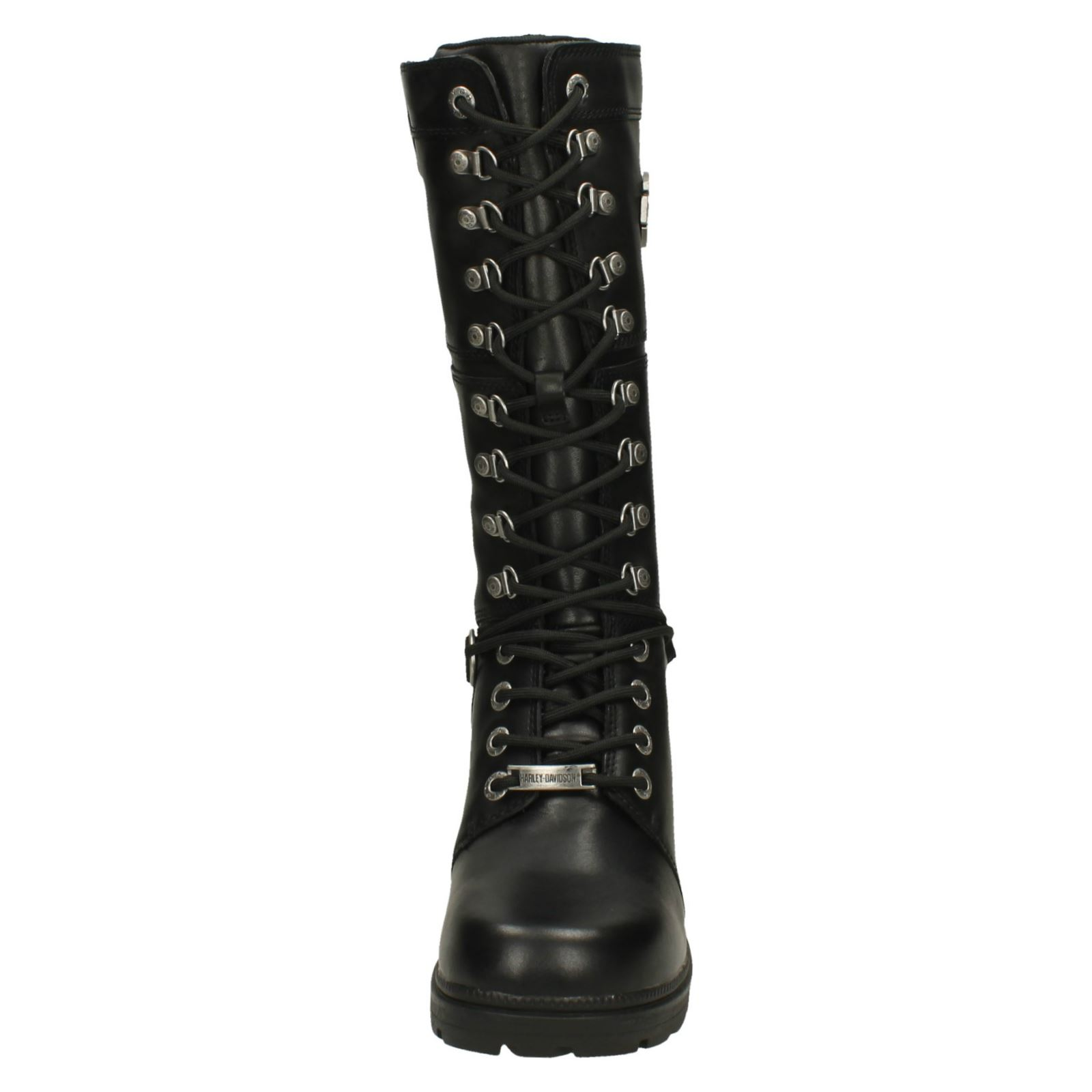 Womens Harley Davidson Davidson Davidson Long Boots *Harland D83987* 11ff7d