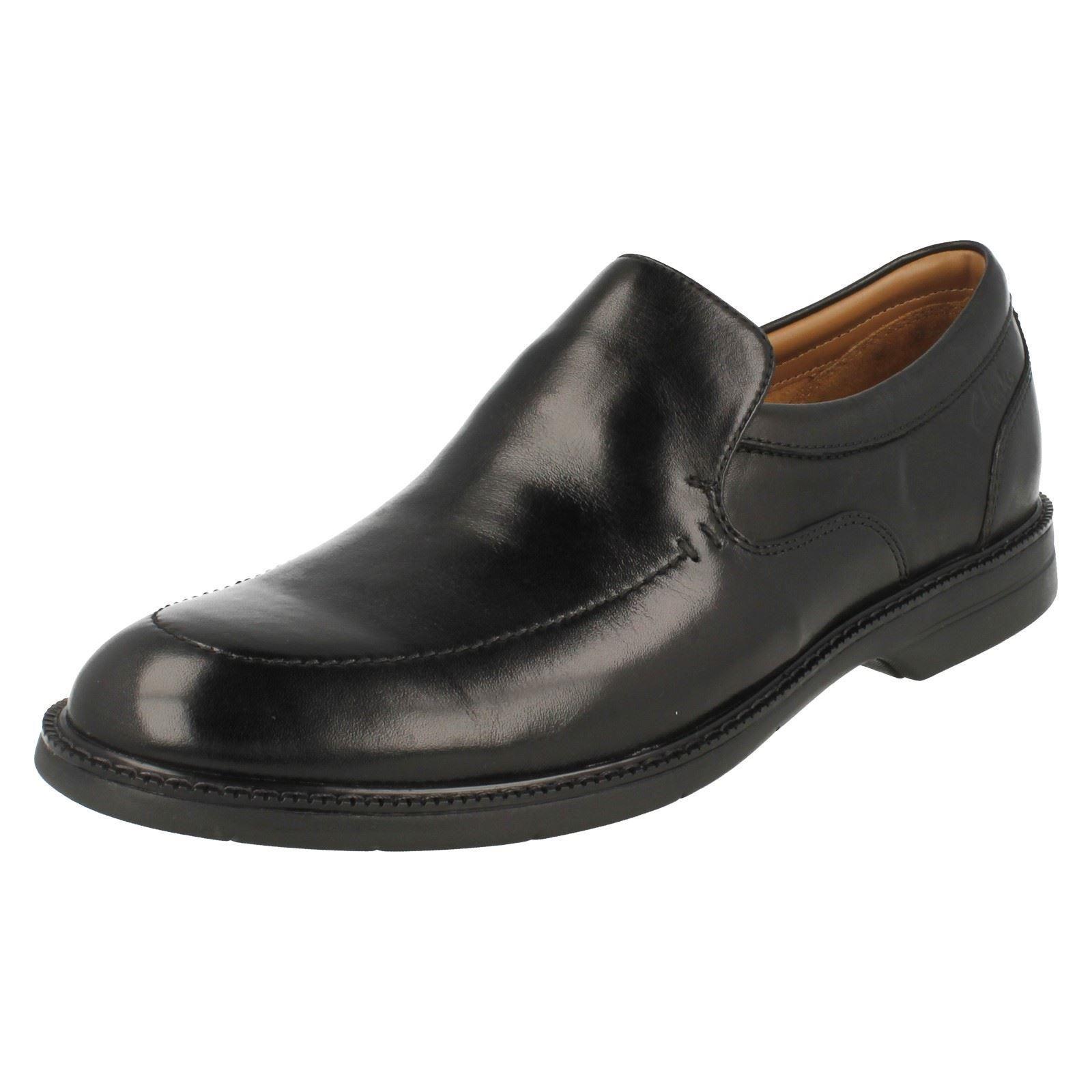 Mens Clarks Formal Shoes Slip On Shoes Formal 'Bilton Step' 25ad0d