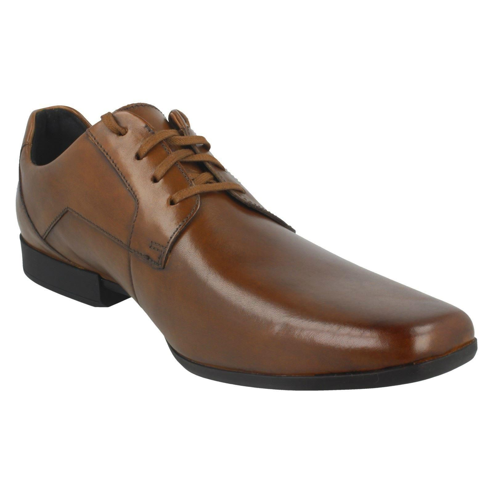 Uomo Schuhes Clarks Formal Lace Up Schuhes Uomo Glement Lace 4f2219