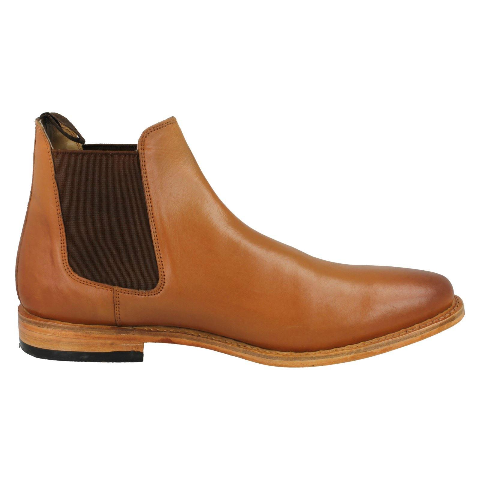 Smart Uomo Harrykson Slip On Smart  Ankle Stiefel '4403' 185fa7