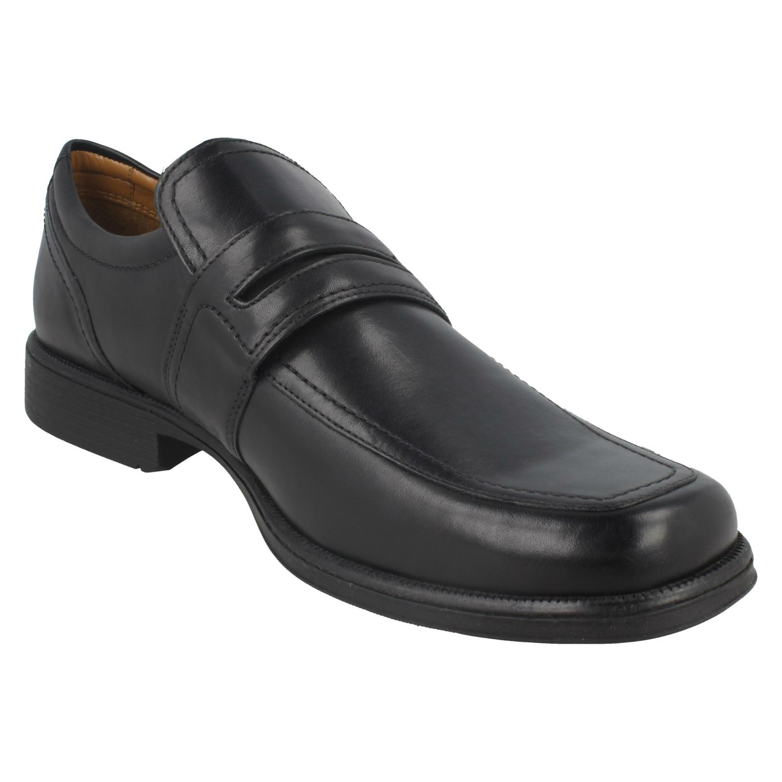 Clarks     Herren Formal Schuhes Huckley Work 8fcfb9