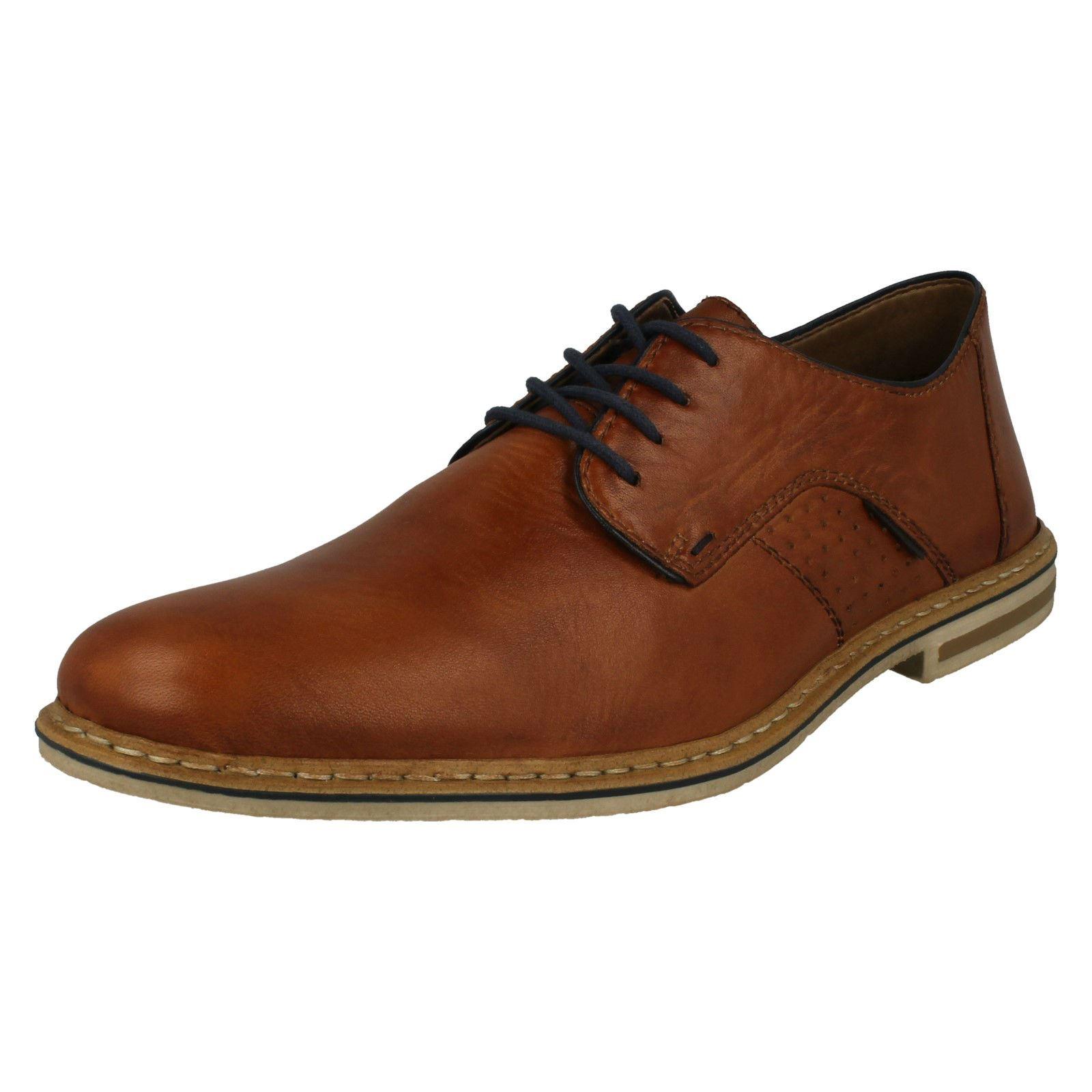 Rieker formal Zapatos 14525 con cordones para hombre 14525 Zapatos 52f4ae