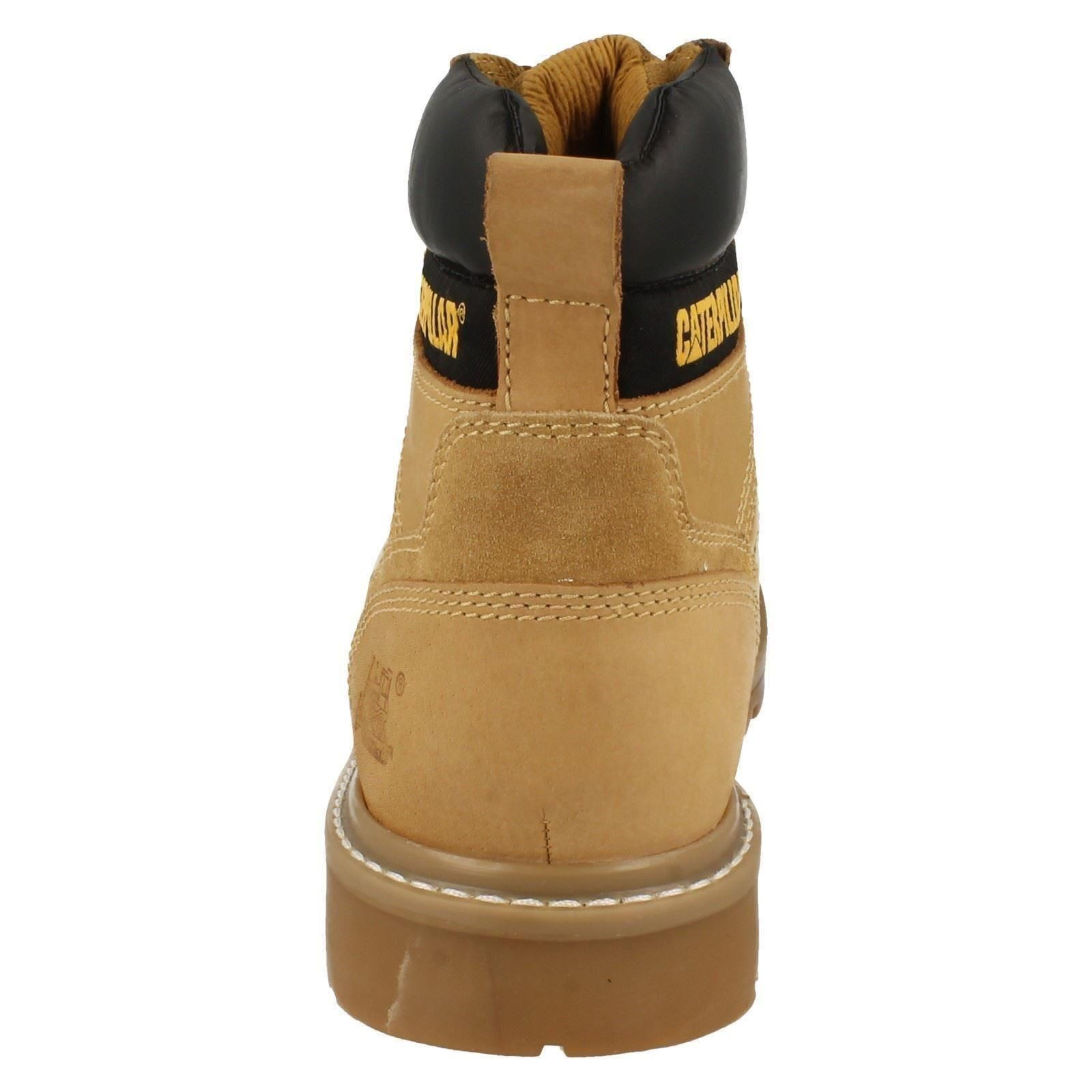 beige hombre Honey Botines Stickshift casuales para Caterpillar OwnwE6qxzZ