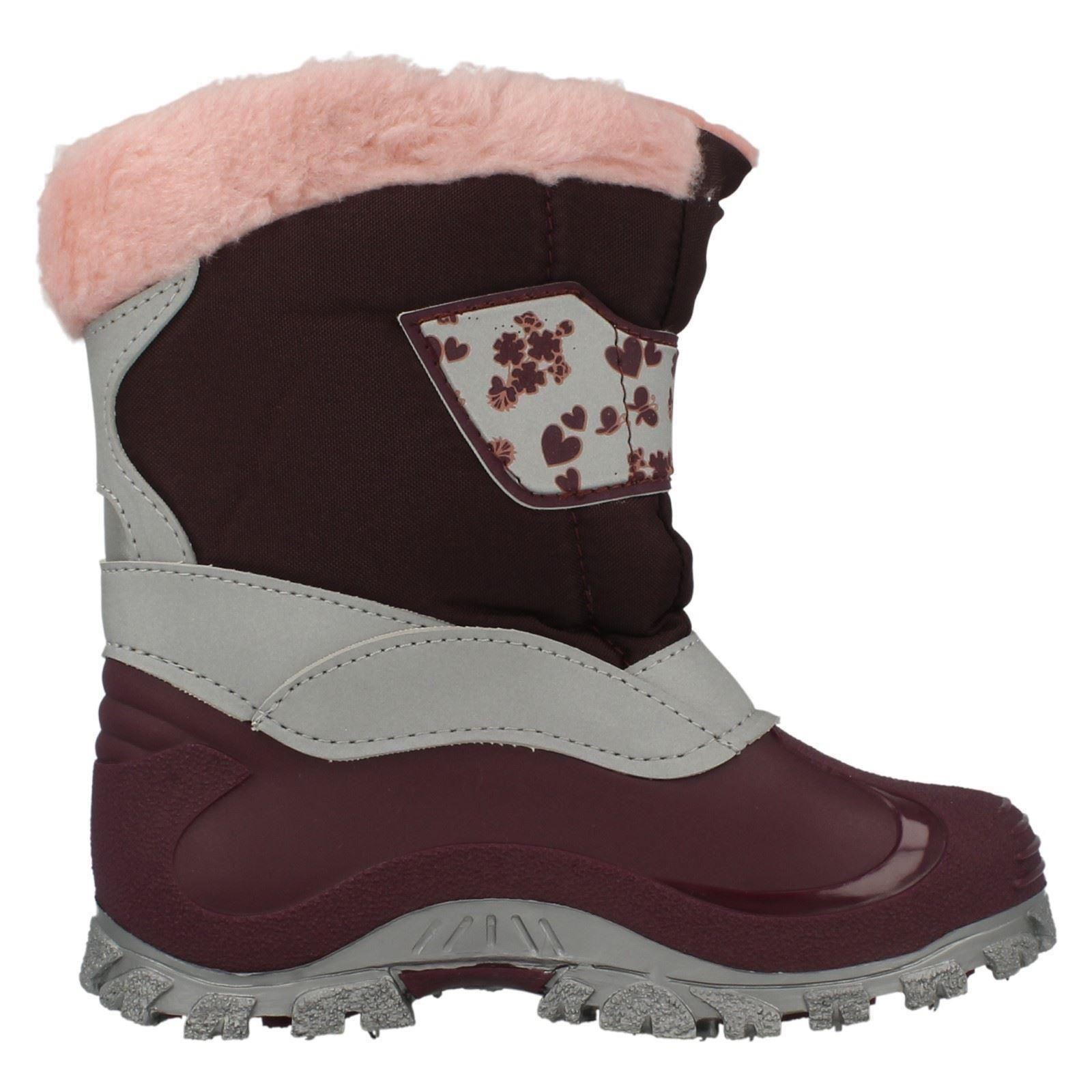 Princess Arabella Startrite Girls Snow Boots