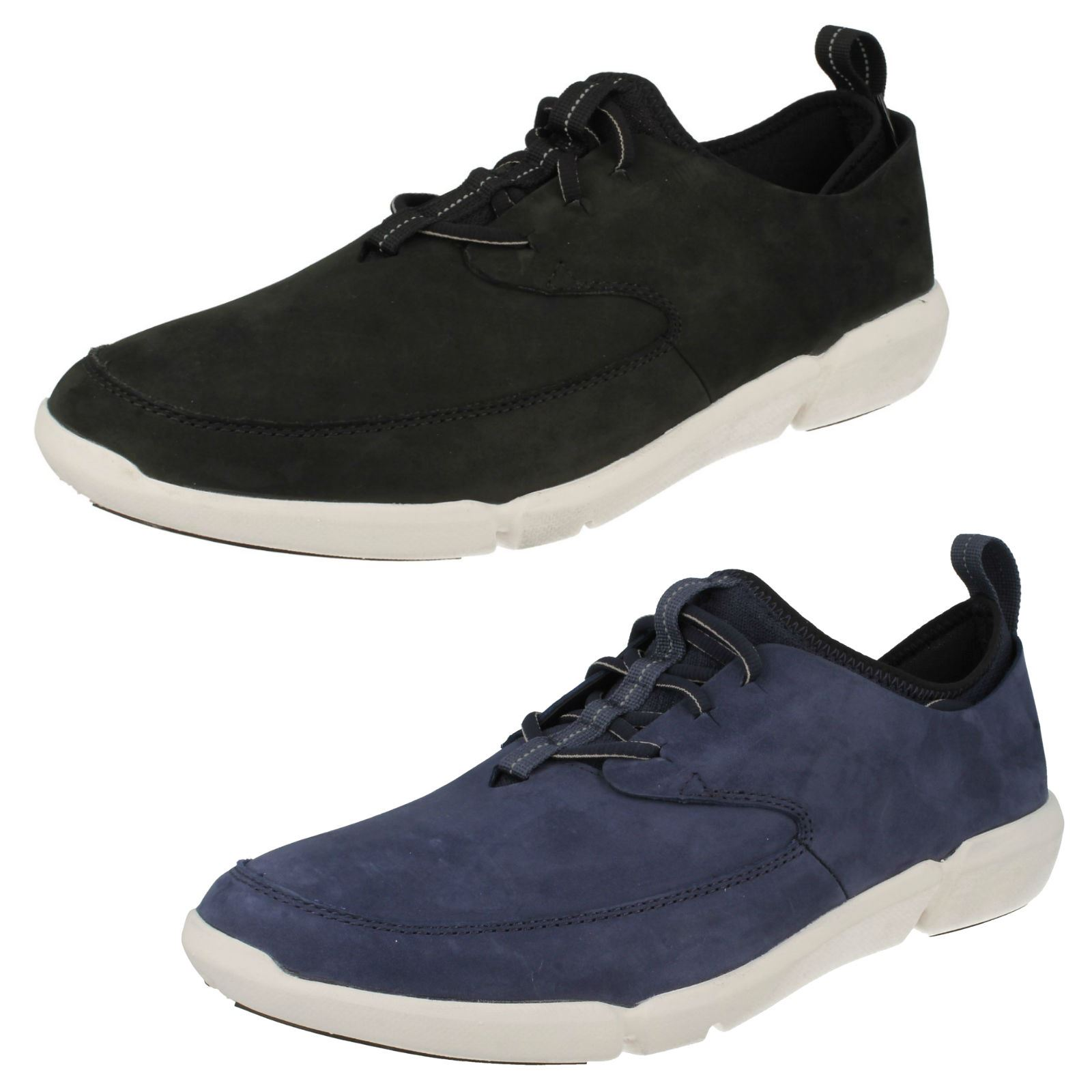 Mens Clarks Lightweight Casual shoes Triflow Form
