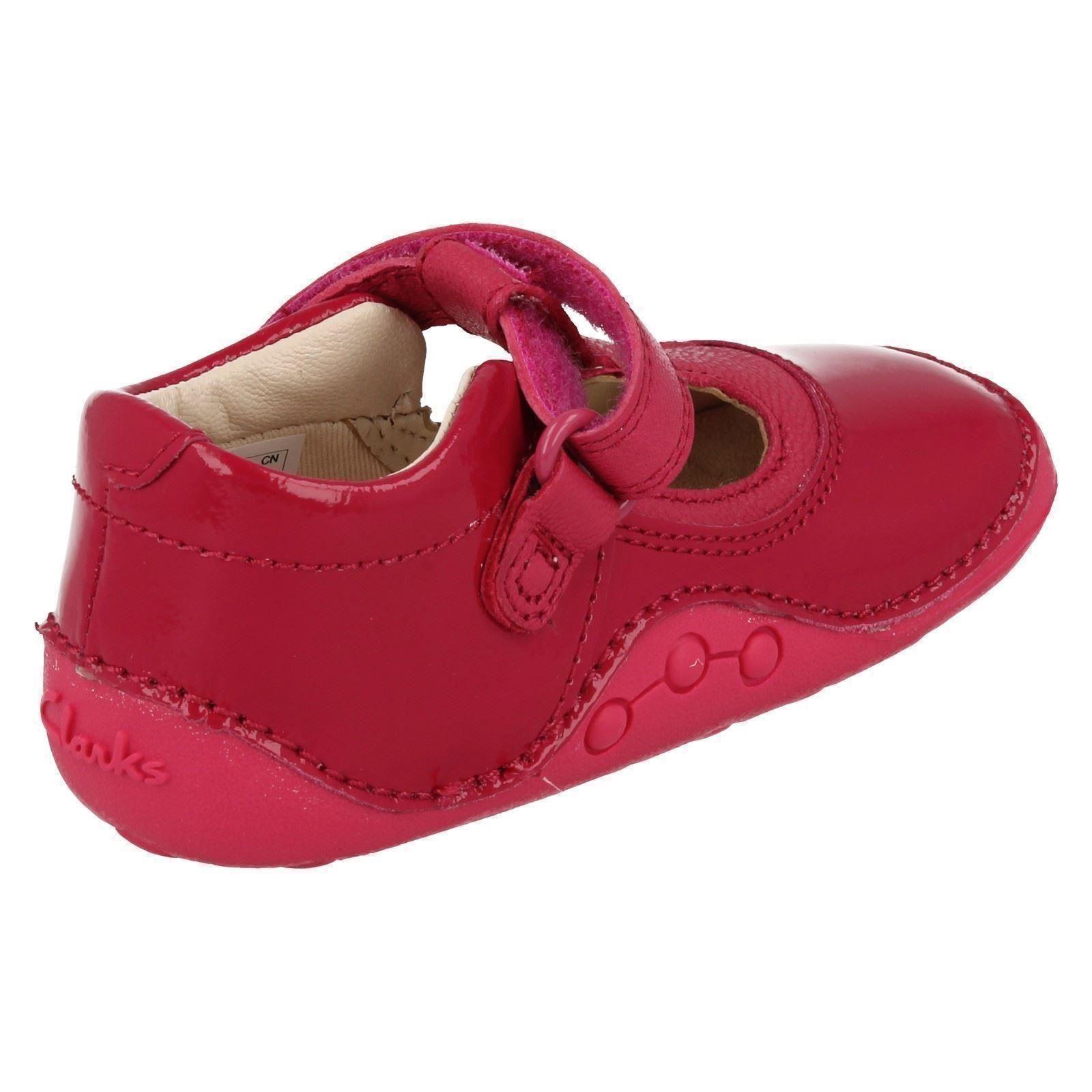 Infant Girls First Clarks Cruisers Little Caz