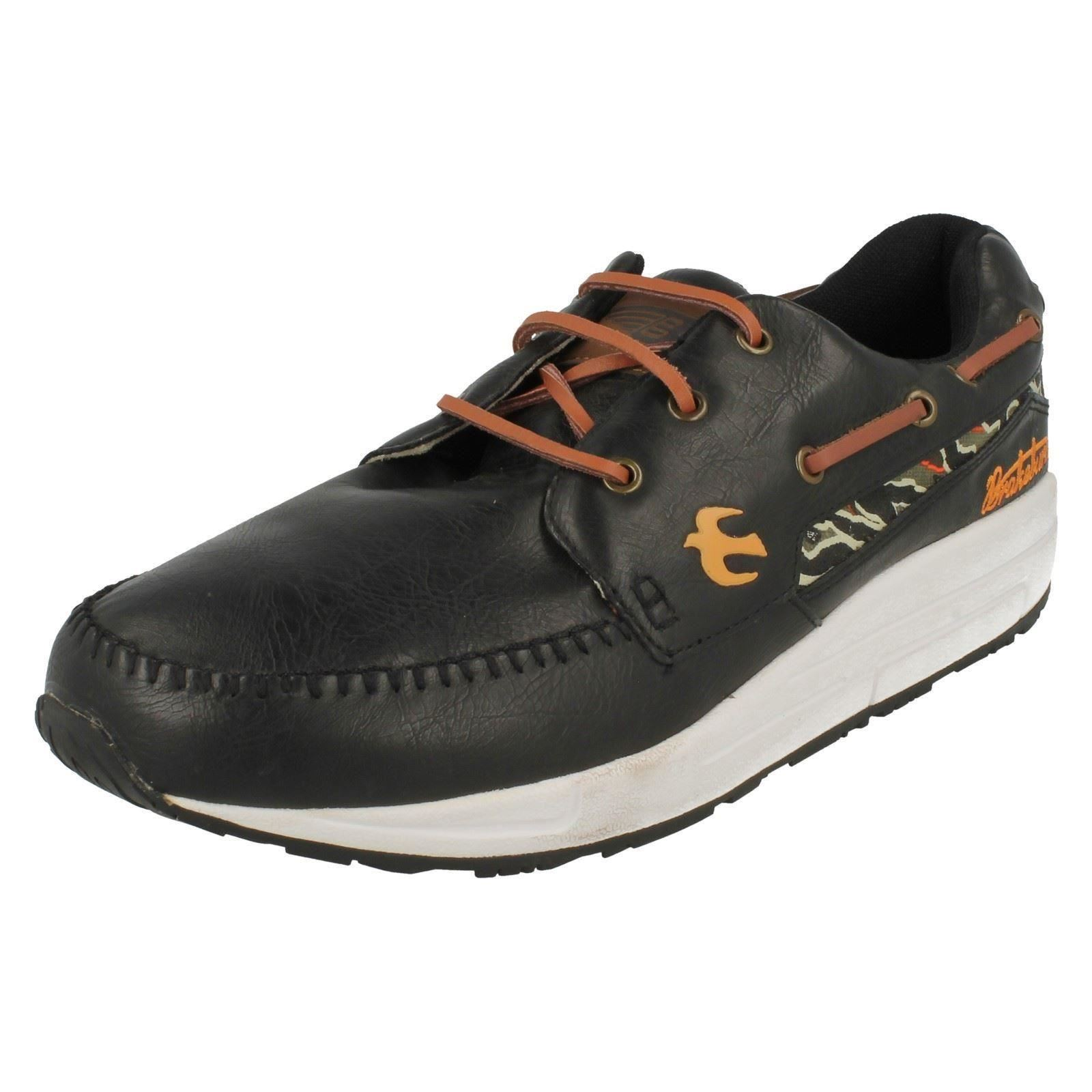 Mens Brakeburn Casual Lace Up Shoes, Five Spoke
