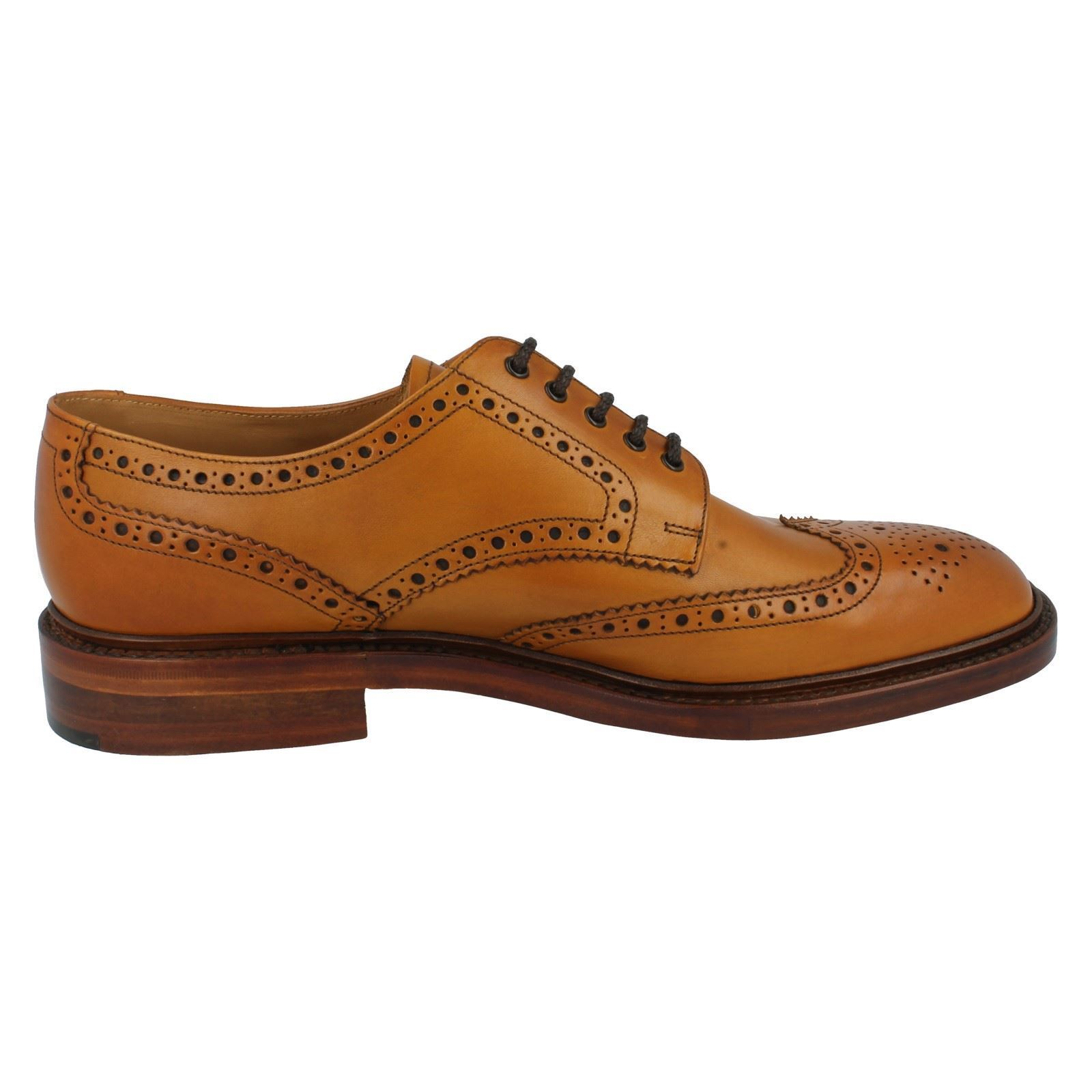 Mens Loake Formal Brogues Chester - Chester Brogues 2 f48623