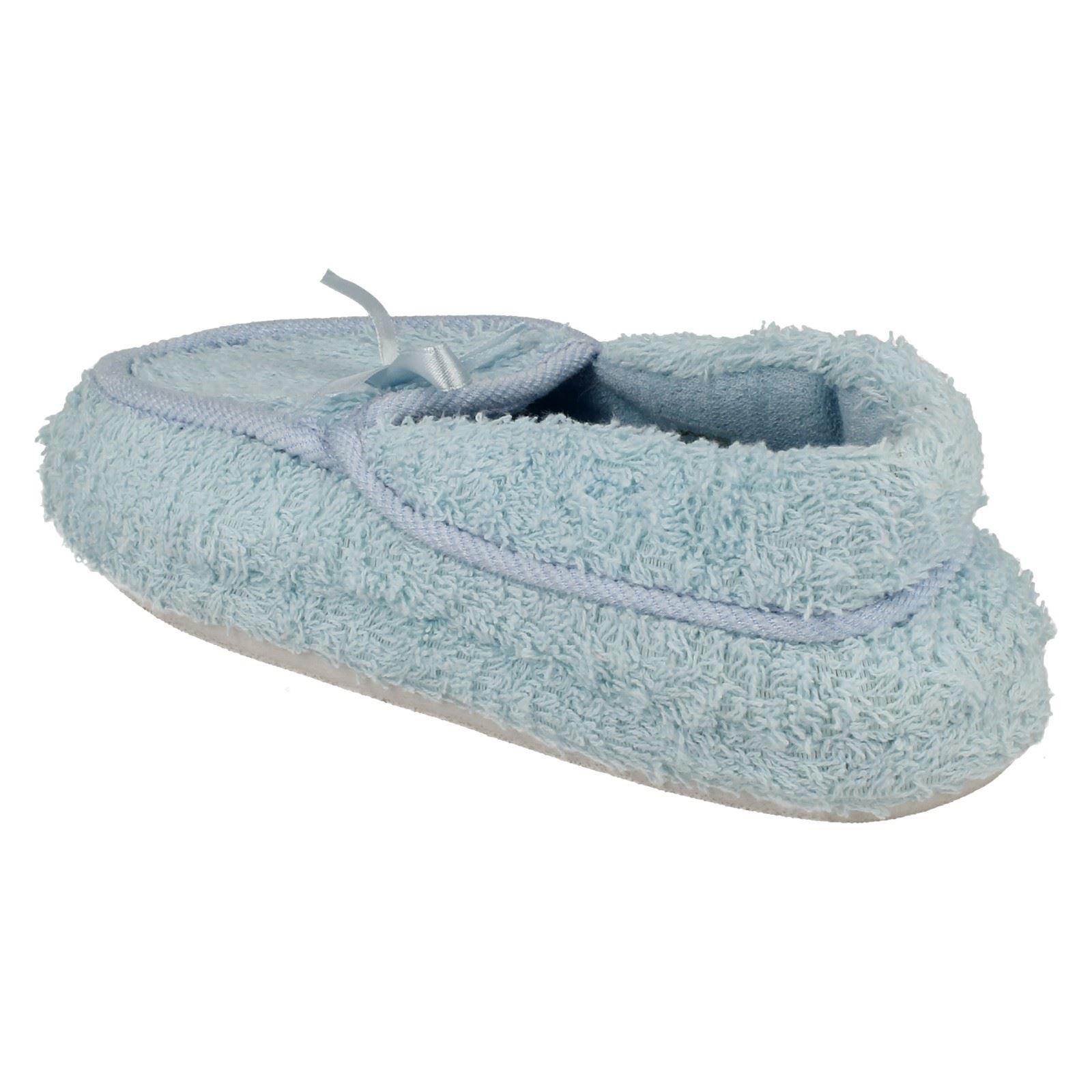 Señoras comodidad Resbalón en Zapatillas Lavable