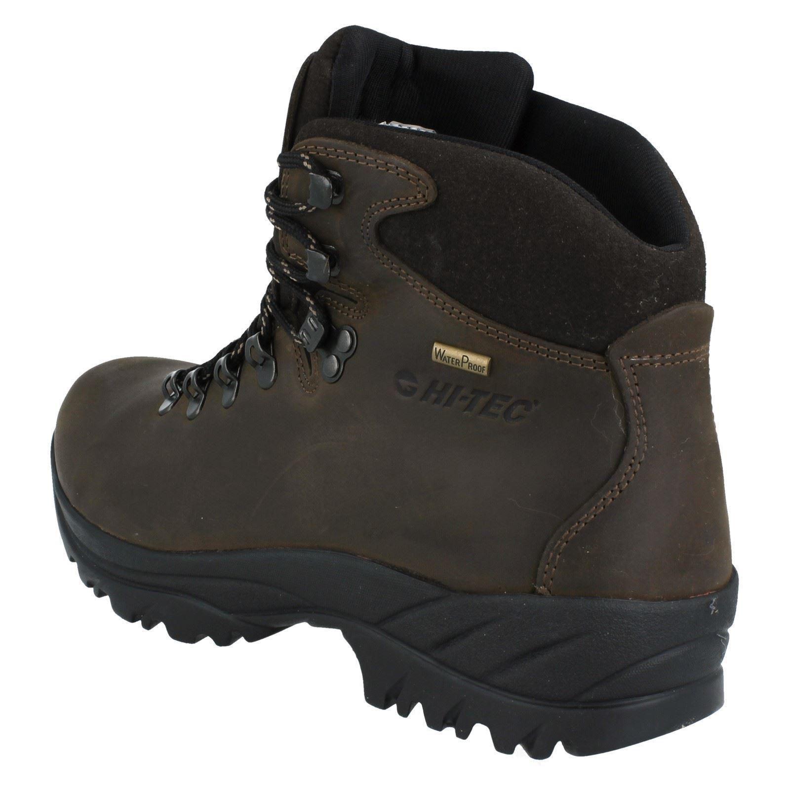 Ravine WP Mens Hi-Tec Waterproof Walking Boots