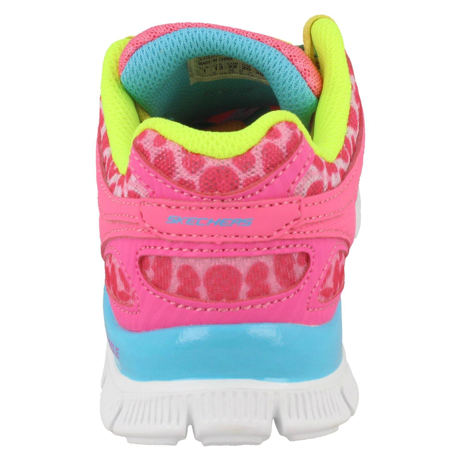 '8189l' ragazza Scarpette Serengeti rosa Skanzers Neon per ginnastica Pink da casual tF0qnw40p7