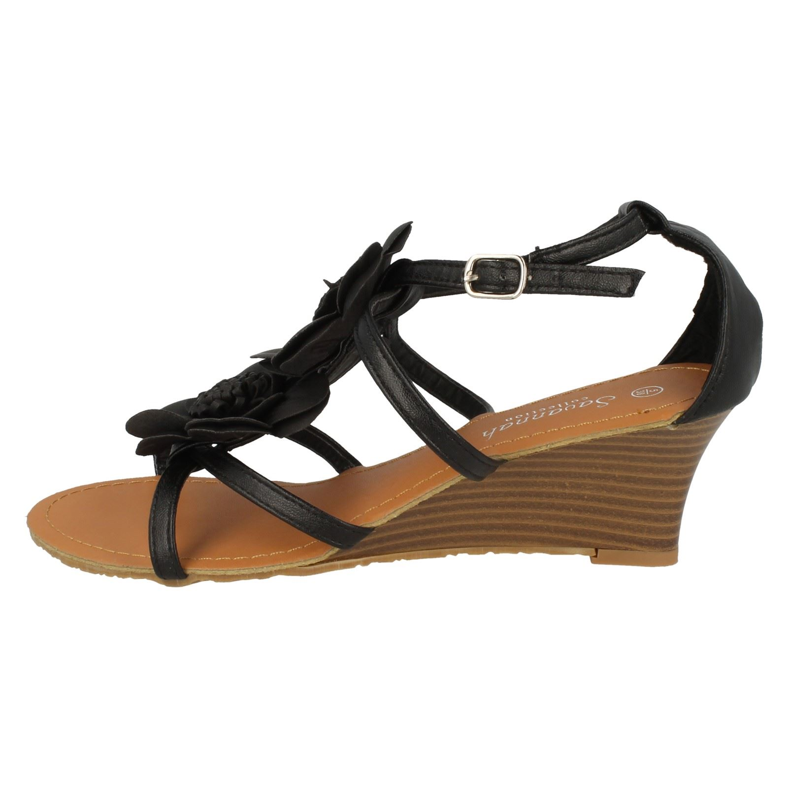 Damas Savannah Sandalias L6683