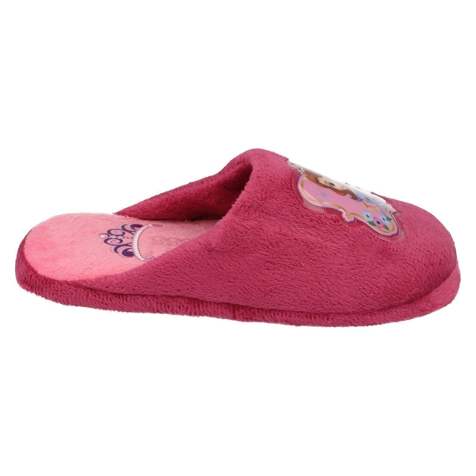 Chicas Princesa Sofía La Primera Zapatillas
