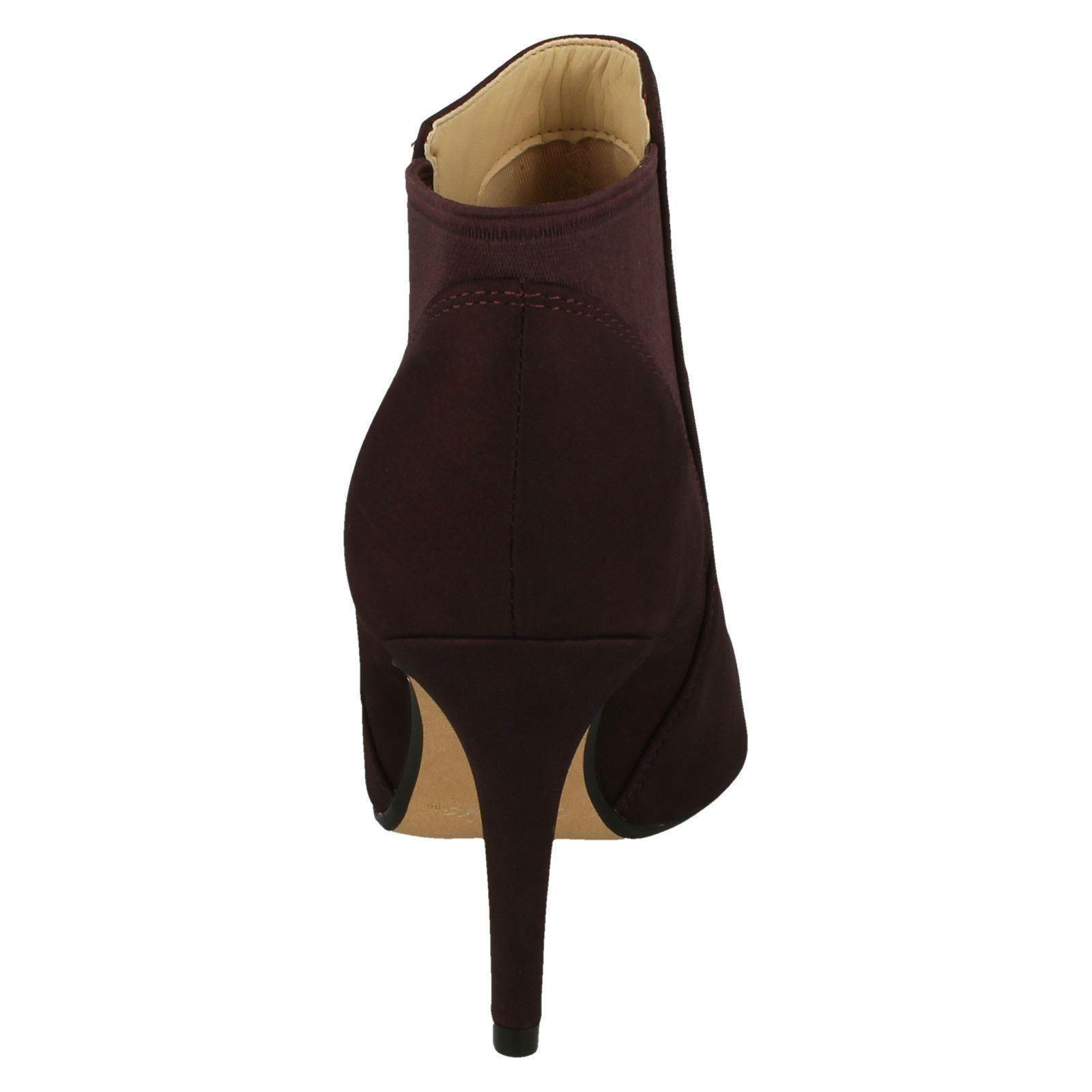 ba461c95 Mujer-Clarks-pull-Botines-Laina-Violeta miniatura 5