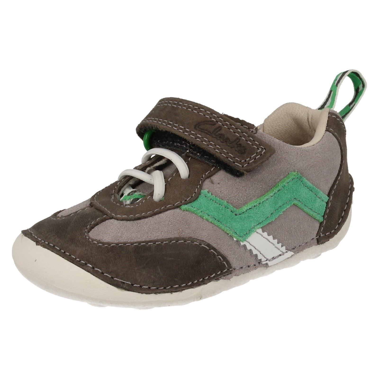 Clarks Boys Casual Trainers - Cruiser Play