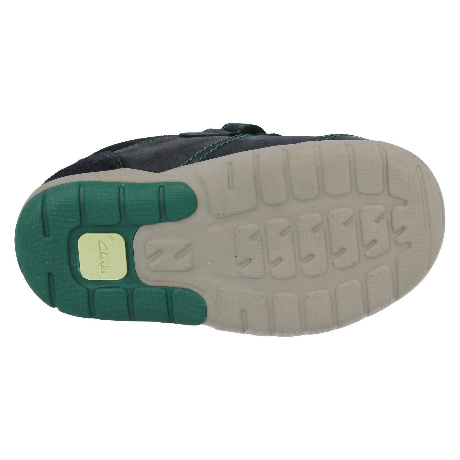 Chicos Clarks Zapatos Informales primero suavemente Joe