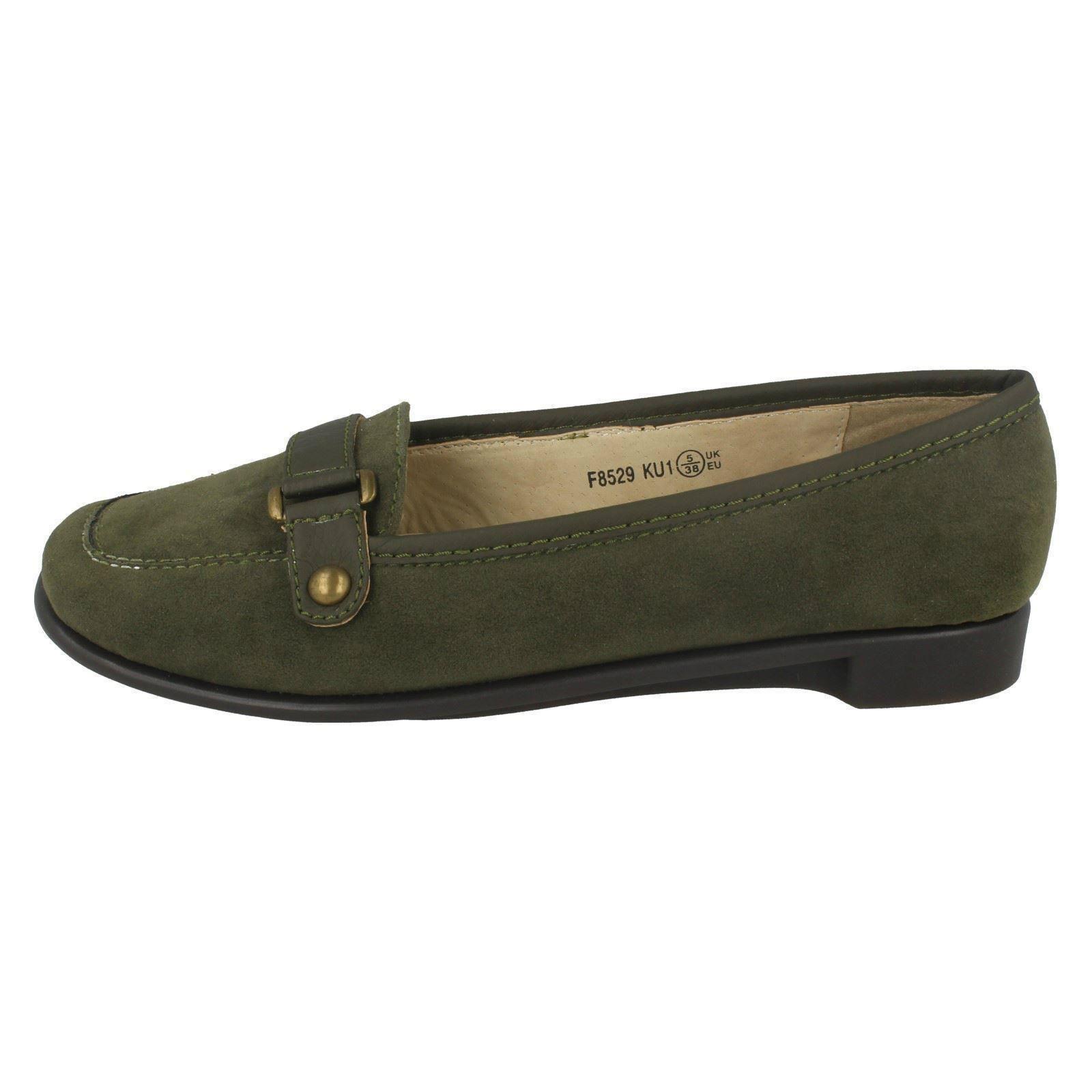 SEÑORAS EN Deslizamiento mocasines en  Zapatos  mocasines Deslizamiento ef2a5a