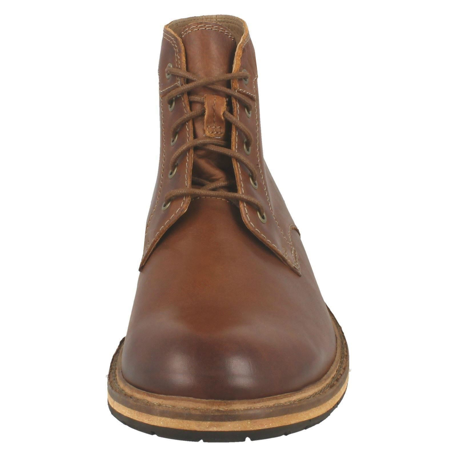 Clarks Botines Hombre Clarkdale Clarkdale Clarkdale Bud ff8e9f
