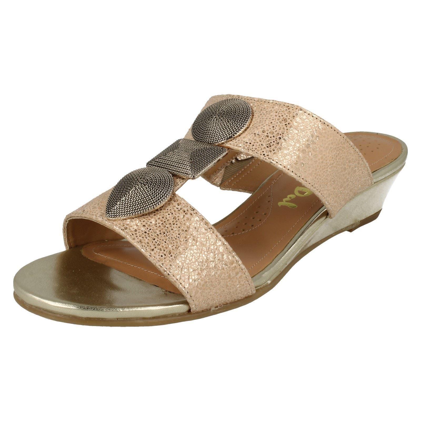 Damen Van Dal Sommer Sandale mit flachem Keilabsatz' Epsom ' ' Epsom c01855